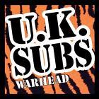 Warhead von UK Subs (2015)