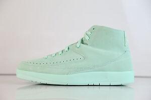Nike Air Jordan Retro 2 Decon Mint Foam Suede 897521-303 8-14 1 11 ... 138ee4714