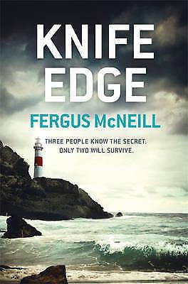 1 of 1 - McNeill, Fergus, Knife Edge (DI Harland), Very Good Book