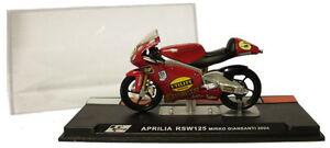 IXO-Altaya-ALT43-Aprilia-RSW-125-2004-Mirko-Giansanti-1-24-Scale