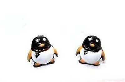 Very cute penguin charm earrings multiple choices