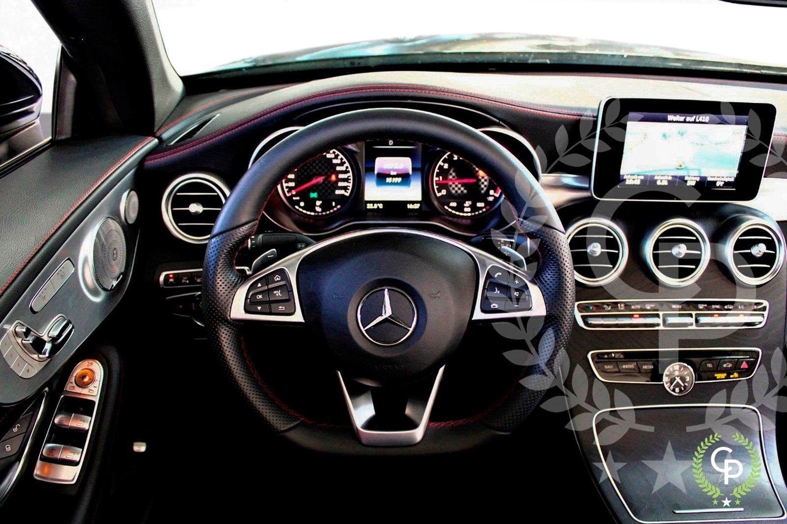 Mercedes C43