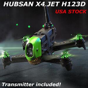 Hubsan H123D X4 Jet Storm Racing Brushless FPV RC 720P...