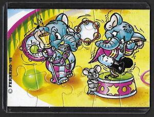 Jouet kinder puzzle 2D Zirkus Fantini 616621 Allemagne 1998 + étui +BPZ NgOGDauR-08025401-609895577