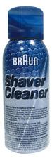 Artikelbild Braun Reinigungsspray für Rasiererscherköpfe