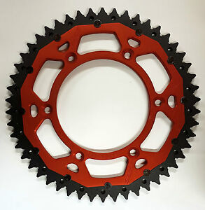 GP-tech Factory pignon noir Kettenkit Chaîne DID ert2 OR KTM sx sxf exc