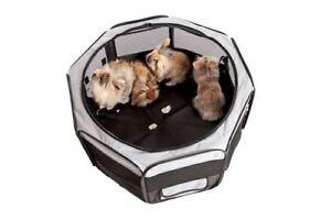 Recinto-pieghevole-in-tessuto-per-piccoli-animali-116x48x116-cm-con-rete-e-borsa