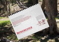 Winchester Model 1400 1500 Ranger Semi Auto Shotgun Owners Instruction Manual