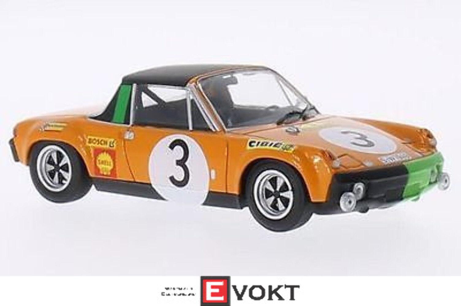 Porsche 914 6, No.3, Marathon de la Route, 1 43, Minichamps