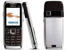 for nokia e51 body panel ,faceplate, housing,complete body with middle black new