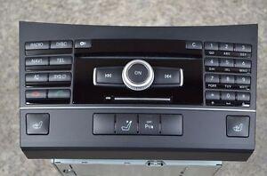 mercedes benz w212 e klasse radio dvd player navigation. Black Bedroom Furniture Sets. Home Design Ideas