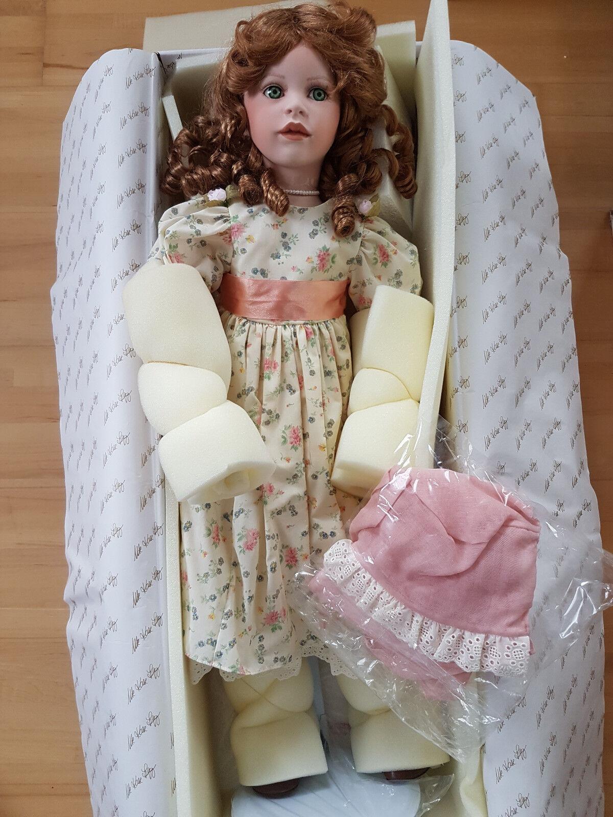 Il Kase Lepp stata limitata bambola da collezione BAMBOLA Viktoria 80cm