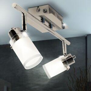 Details Sur Plafonnier Applique Led Plafond Luminaire Mural Spots Mobiles Couloir Lampe