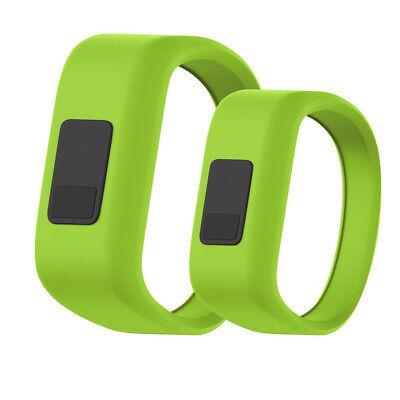 S/L Replacement Band Silicone Wrist Watch Strap for Garmin Vivofit Jr Tracker US
