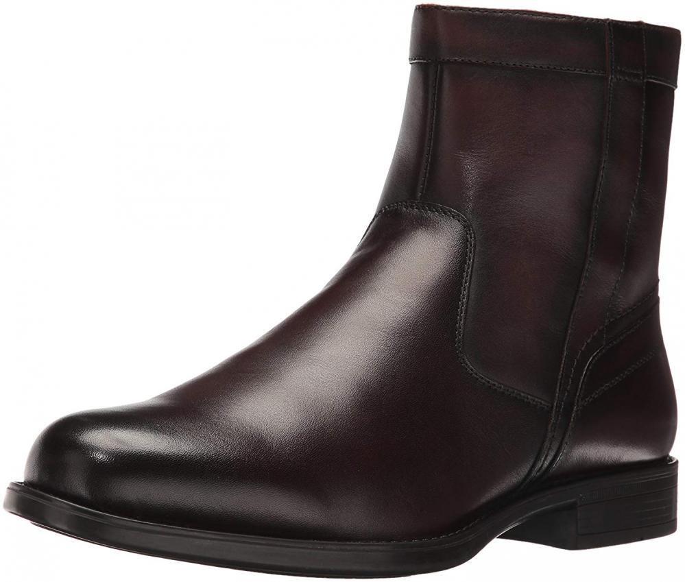 Florsheim Men's Medfield Plain Toe Zip Fashion Boot