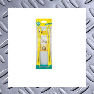 100 Kabelbinder Weiß 45 cm wiederverwendbar wiederverschließbar wiederlösbar NEU