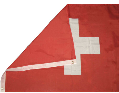 2x3 Switzerland Cross Flag 2/'x3/' Grommets