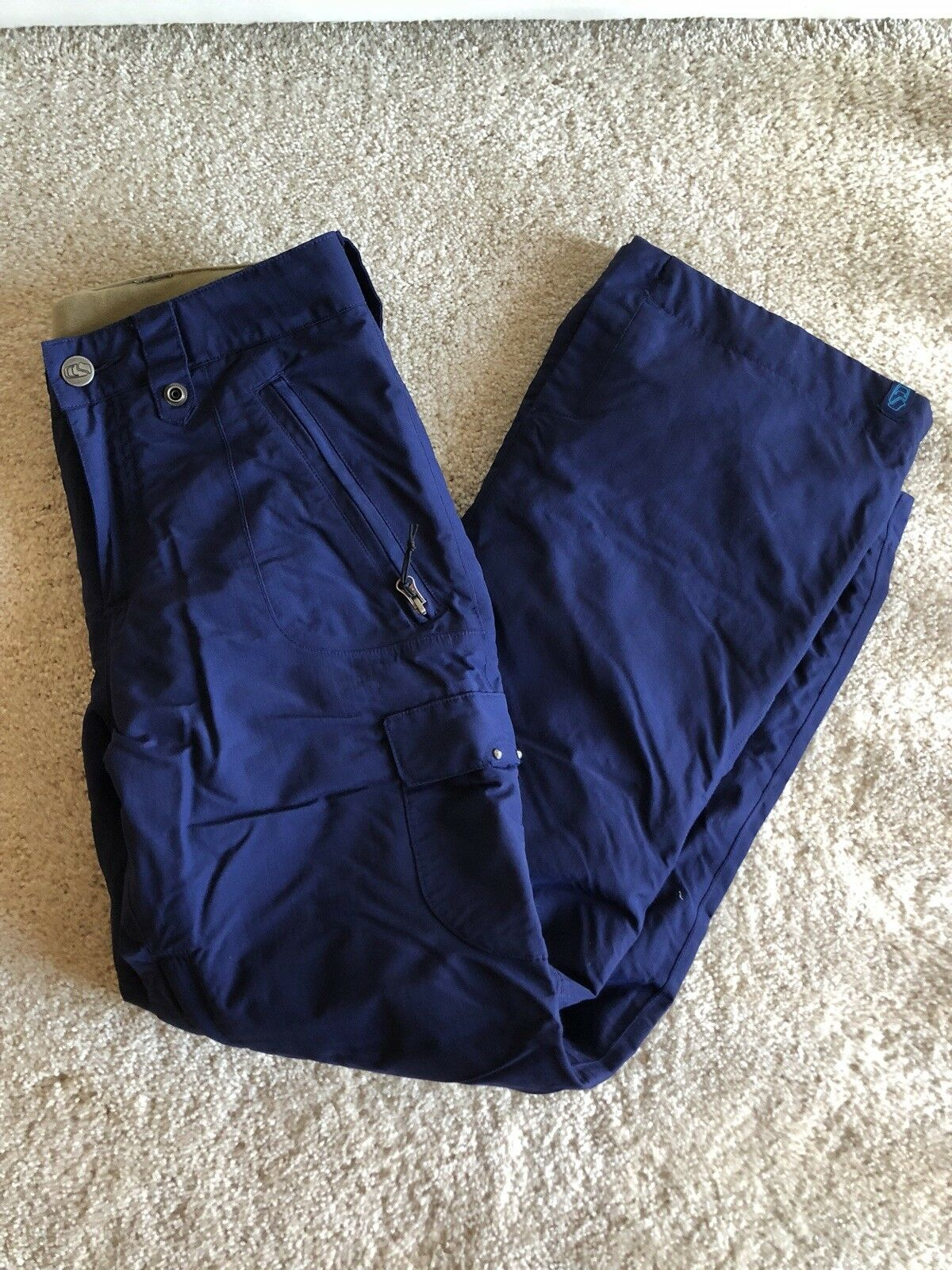 Bonfire Snowboard Ski Insulated Snow Pants Womens Small Classic Fit
