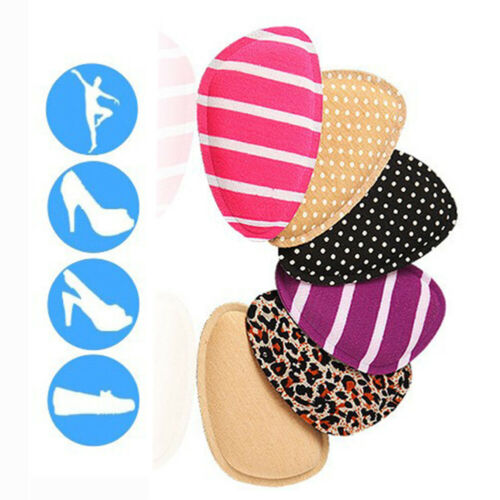 Forefoot Insoles Shoes Sponge High Heel Soft Inserts Anti-Slip Foot Protection A