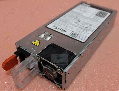 DELL R720 XD power supply 750W 5NF18 6W2PW 9PXCV for R620 T620
