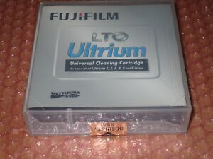 Fujifilm-42965-LTO-Ultrium-Universal-Cleaning-Cartridge-Reinigungsband-NEW