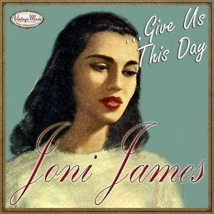 JONI-JAMES-CD-Vintage-Gospel-Spiritual-Give-Us-This-Day-You-039-l-Never-Walk