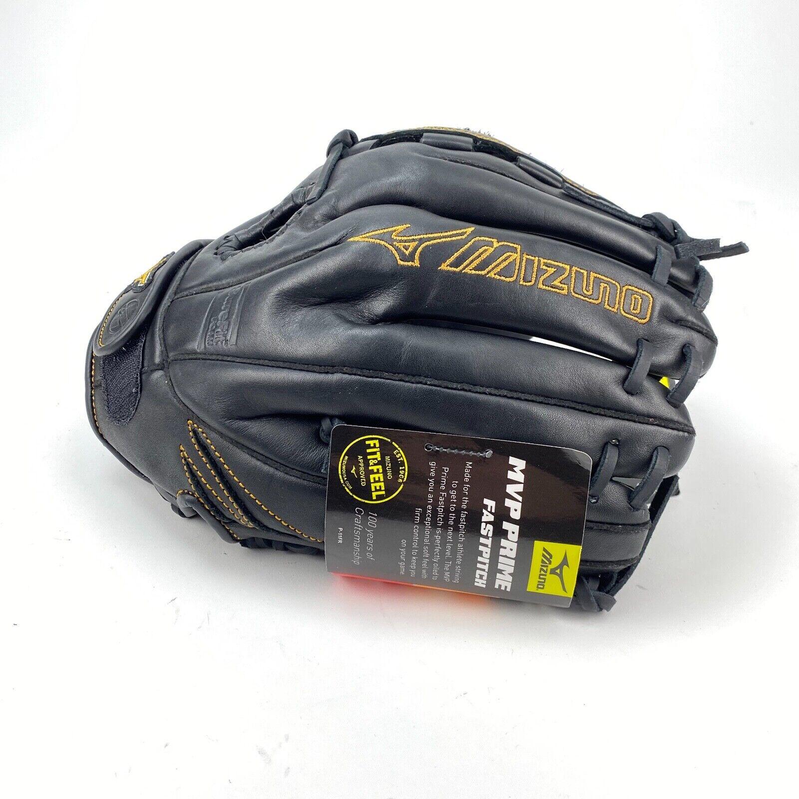 mizuno mvp prime fastpitch softball glove series