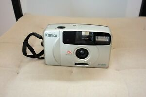 Very-rare-Tres-rare-Konica-BF-2000-Point-and-Shoot-Very-Good-Condition