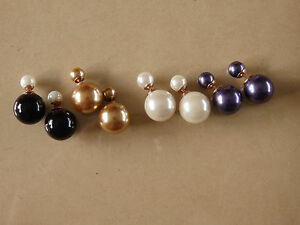 reversible-ball-earrings-stud-type-multiple-colours-14mm-and-8mm