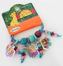 The Lion King Simba Nala Timon GOODY Hair Tie Band NEW in Package RARE 90s