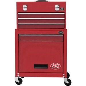 toolpro 4 drawers 21 tool cabinet 385727 for sale online ebay rh ebay com au