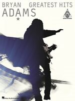 Bryan Adams Greatest Hits Sheet Music Guitar Tablature 000690501