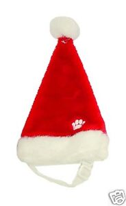 Plush-Puppies-Holiday-Pet-Santa-Hat