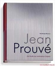 Fachbuch Jean Prouvé, Design und Architektur des 20. Jahrhunderts, Überblick NEU