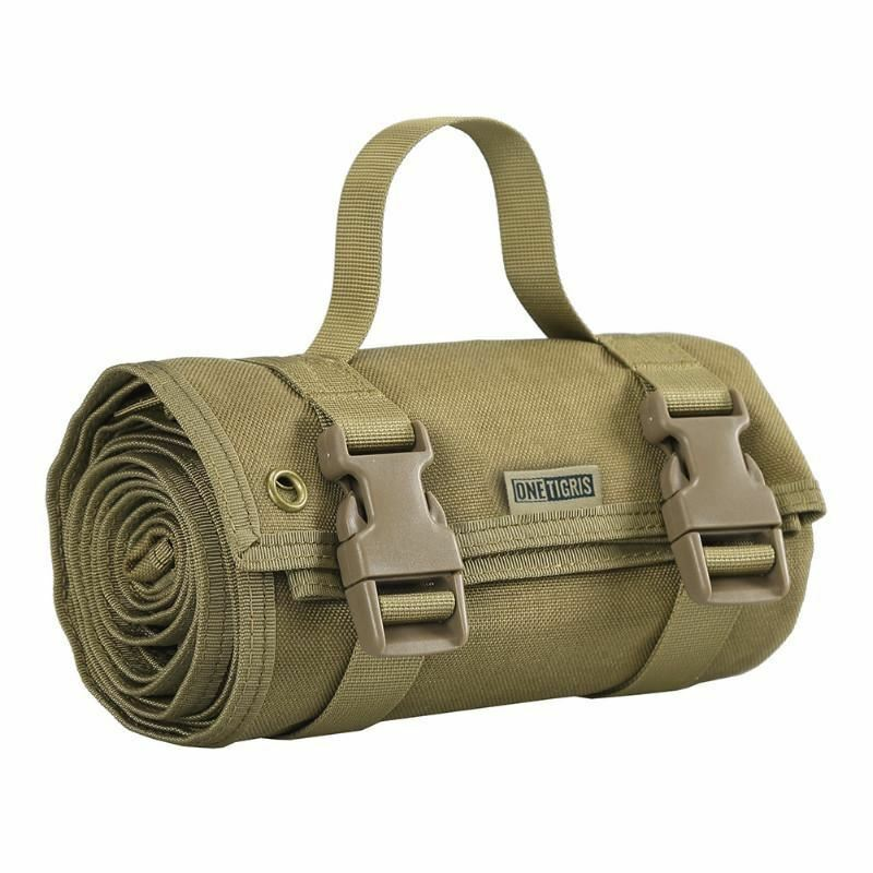 Tactical Lightweight Roll-Up Shooting Mat Non-padded Shooting Accessories Huntin