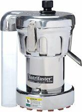 Nutrifaster N450 Commercial Grade Juicer Read Description