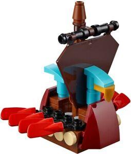 LEGO-POLYBAG-40323-Viking-Ship-Nave-Vichinga-Mini-buid-MAR-2019-ORIGINALE