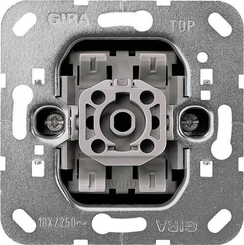 Ausw. Gira Programm TX/_44 IP44 UP Reinweiß Feuchtraum Steckdose Schalter Wippe
