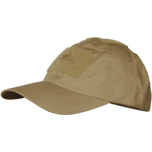 Helikon Herren Baseball Cap Polycotton Ripstop Militär Patrouillieren Hut