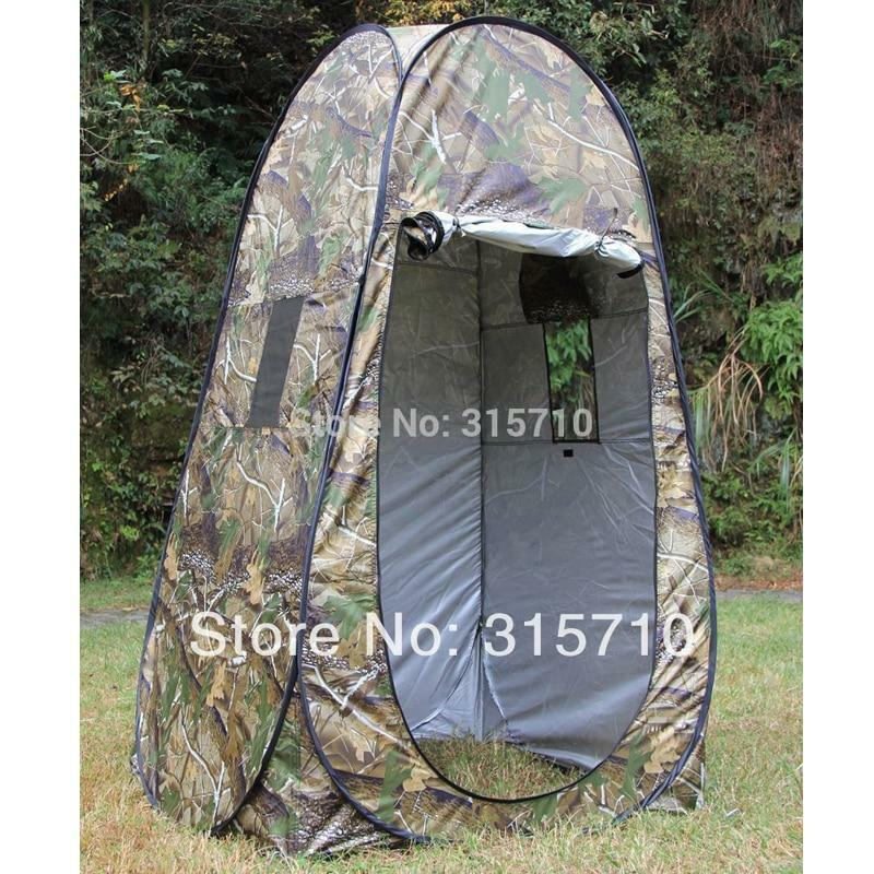 Privacy Dressing Shower Toilet Pop Up  Tent Camouflage  at cheap