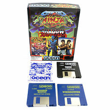 Ninja Collection, Dragon Ninja, Double Dragon, Shadow Warriors, Atari ST