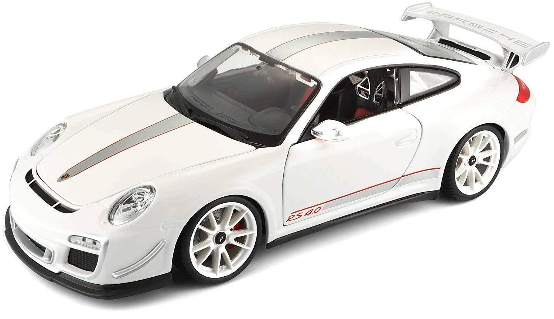 1 18 Maisto Porsche 911 GT3 RS 4.0 Weiß
