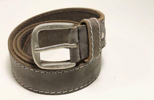 Men/'s belt Black tone Full Leather belt 4 cm leather belt 90 bis 115-786-51