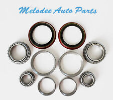 2 Front Wheel Bearing (Inner & Outer) With Seal set for 86-97 NISSAN PICK UP 2WD