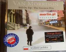 VAN MORRISON ‎– STILL ON TOP 2CD (2007) RARE POLISH EDITION