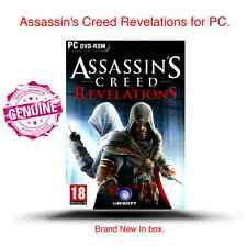 Assassin's Creed Revelations for PC *NEW & SEALED* PC Game