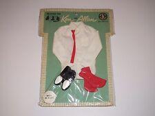 1963 Vintage Barbie Ken Pak White is Right! - MOC - NRFP - MIP - shirt tie shoes