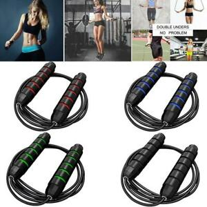 Adjustable-Boxing-Skipping-Rope-Gym-Weighted-Jump-Adult-Speed-Ropes-Kids-Fi-Top