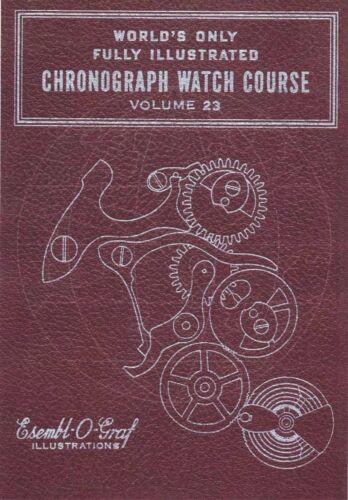 How to PDF Book Venus Cal 179 Chronograph