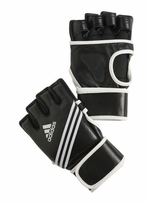 AKTION  adidas MMA MMA MMA Training Handschuh Leder ADICSG09 Grappling Glove Freefight 87de34